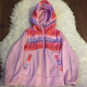 Toddler north face jacket